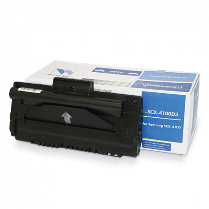 NV Print SCX4100D3, Black тонер-картридж для Samsung SCX-4100NV-SCX4100D3Совместимый лазерный картридж NV Print SCX4100D3 для печатающих устройств Samsung - это альтернатива приобретению оригинальных расходных материалов. При этом качество печати остается высоким. Картридж обеспечивает повышенную чёткость чёрного текста и плавность переходов оттенков серого цвета и полутонов, позволяет отображать мельчайшие детали изображения.Лазерные принтеры, копировальные аппараты и МФУ являются более выгодными в печати, чем струйные устройства, так как лазерных картриджей хватает на значительно большее количество отпечатков, чем обычных. Для печати в данном случае используются не чернила, а тонер.