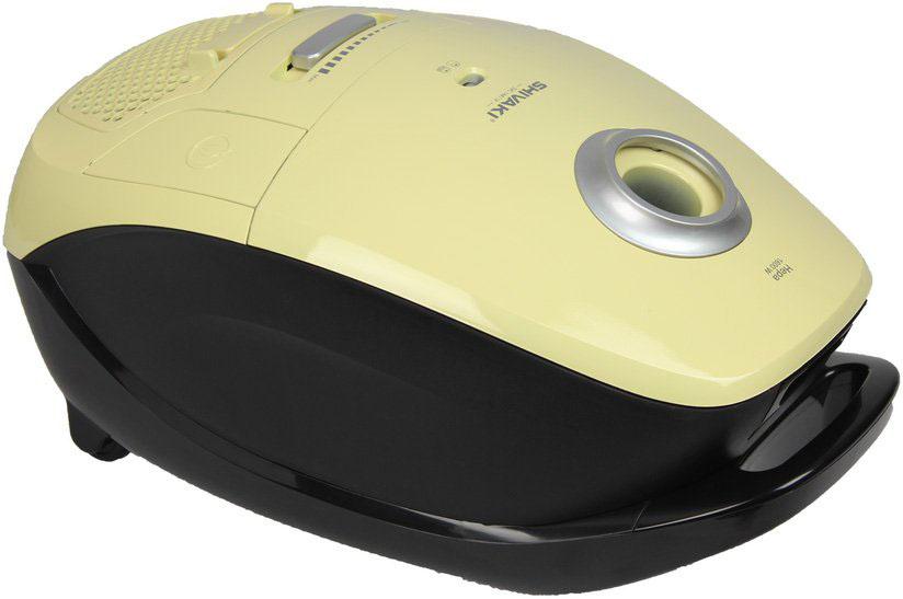 Shivaki SVC-1441IV, Beige пылесосSVC-1441IVПылесос Shivaki SVC-1441IV мощностью 1600Вт,c мешком для сбора пыли. Прибор имеет 7-и ступенчатую систему фильтрации и обеспечит деликатную и тщательную уборку. Пылесос оснащен регулятором мощности на корпусе, с возможностью горизонтальной парковки.