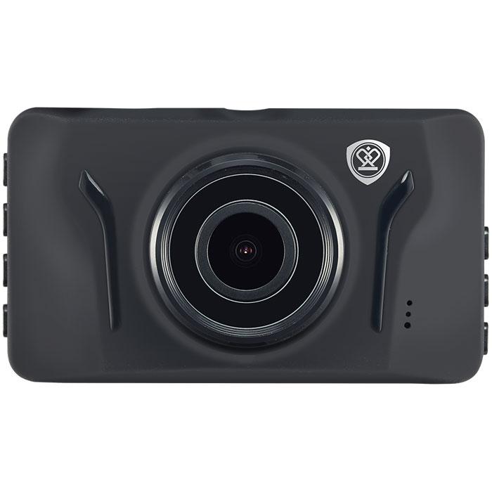Prestigio PCDVRR525, Black видеорегистраторPCDVRR525Всегда оставайся осведомленным о ситуации на дороге с новым Prestigio RoadRunner 525. Устройство оснащено G-сенсором, который автоматически сохраняет видеозапись, когда фиксирует внезапное столкновение, а циклическая запись гарантирует непрерывную съемку.Записывайте видео высокого качества с разрешением Full HD 1080p, кристально чистым звуком и изображением.3-дюймовый экран позволяет воспроизвести видео мгновенно, а так же установить все необходимые настройки, такие как расширение видеозаписи или длительность цикличной записи.Угол обзора 120 градусов позволяет охватить больше деталей. Циклическая система записи означает, что видеорегистратор не прекращает записывать видео, даже когда карта памяти полностью заполнена. Он автоматически начинает записывать новые файлы поверх старых, таким образом, запись ведётся непрерывно.Когда акселерометр фиксирует внезапное ускорение, резкое торможение или столкновение, то текущий файл, содержащий запись аварии, автоматически сохраняется и защищается от последующего удаления.Устройство оснащено прогрессивной технологией отслеживания движения – видеосъёмка начинается тогда, когда датчик фиксирует новое движение в кадре, что экономит место на карте памяти. Эта функция пригодится на парковке или при длительной стоянке.Прочный металлический корпус защищает устройство от повреждений, а покрытие soft-touch приятно на ощупь и не скользит в руке.Объем встроенной памяти: 2 МБРазмер оптического сенсора: 1/5.8Частота кадров при максимальном разрешении: 30 к/сВстроенный микрофонЕмкость аккумулятора: 300 мАч