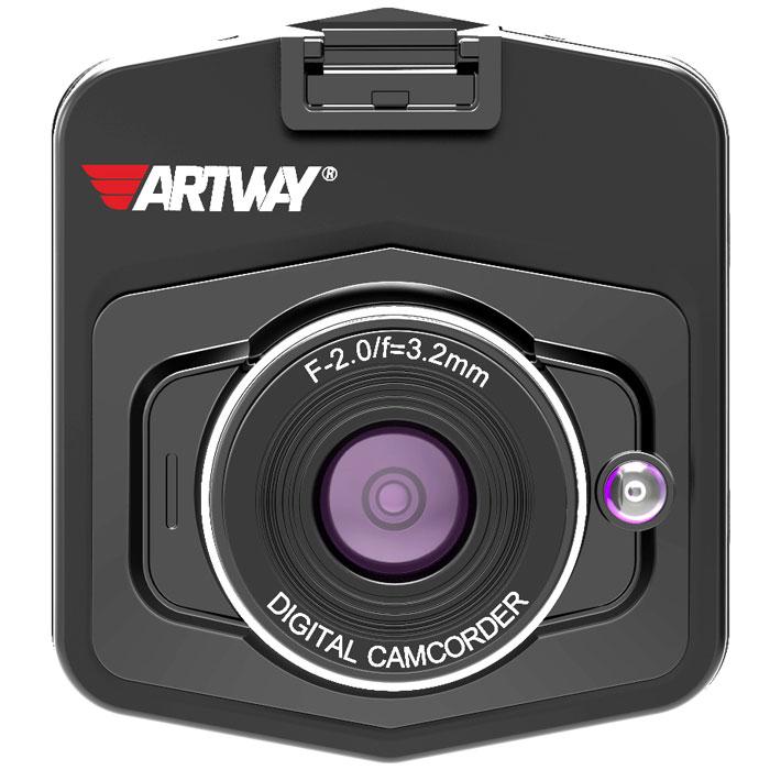 Artway AV-513, Black видеорегистратор4620013465151Видеорегистратор Artway AV-513 снимает качественное видео в формате Full HD с высокой детализацией и позволяет защитить важные файлы от удаления с помощью функции SOS и G-сенсора.Регистратор оснащен 4 стеклянными линзами, которые обеспечивают высокое качество съемки видео и фото с разрешением 1920 x 1080 (без интерполяции). Угол обзора в 140 градусов позволяет фиксировать все происходящее на дороге. С помощью кронштейна с вращающемся по кругу механизмом видеорегистратор можно быстро направить в любую сторону. Это позволяет быстро переключить съемку с дороги в салон, чтобы зафиксировать происходящее в машине, например, разговор с сотрудником ДПС. В процессе съемки видео отдельные объекты можно приближать с помощью 5х оптического зума.Модель записывает видео в режиме циклической записи, то есть старые файлы заменяются новыми, в настраиваемом диапазоне по 3, 5 или 10 минут. Функция SOS, встроенная в видеорегистратор, позволяет защитить файл от перезаписи нажатием на горячую кнопку, расположенную на корпусе устройства. Аналогично датчик удара (G-сенсор) позволяет автоматически защитить файлы от удаления и перезаписи при столкновении или другом резком изменении положения автомобиля.Встроенный в регистратор датчик движения определяет начало записи видео только при наличии движущихся объектов в кадре и экономит место на карте памяти. Также в Artway AV-513 предусмотрена функция записи звука, которая может быть отключена при необходимости.Корпус модели сочетает практичный функционал и удобную эргономику для комфортного и безопасного вождения. Во время записи видео можно быстро отключить микрофон или приблизить необходимый объект с помощью кнопок управления цифровым зумом.Все записи с видеорегистратора передаются на компьютер через порт USB 2.0. Также их можно посмотреть на встроенном дисплеи диагональю 2,3 дюйма. На каждое видео автоматически накладываются данные о дате и времени съемки, что позволяет точно определять момент 
