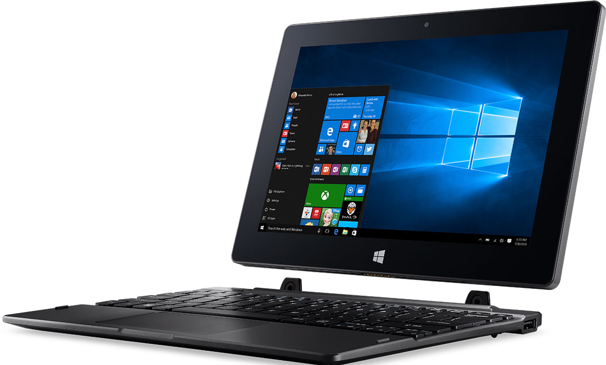 Acer Switch SW1-011, Metallic (SW1-011-17TW)
