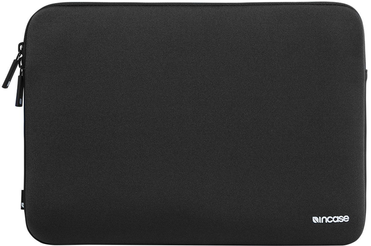 Incase Classic Sleeve чехол для Apple MacBook 12, BlackINMB10071-BLKЧехол Incase Classic Sleeve со специальной основой из неопрена и внутренней подкладкой из искусственного меха выглядит просто и элегантно и надёжно защищает ваш MacBook в любой ситуации.Защитный внутренний слой толщиной 3 мм с подкладкой из искусственного мехаПерфорированные деталиМолнии закрытого типа со специальными прочными язычками YKK.