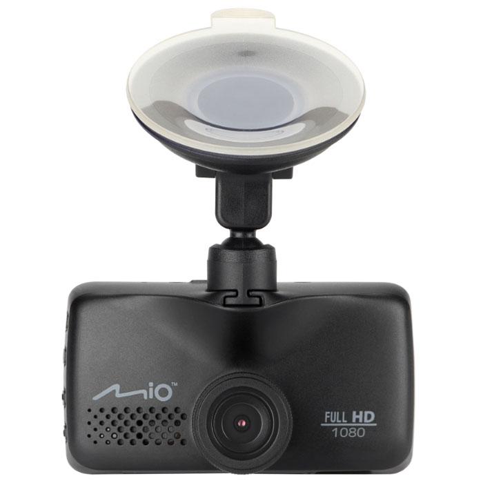 Mio MiVue 626, Black видеорегистратор5415N4890030Автомобильный видеорегистратор Mio MiVue 626 записывает видео в Full HD разрешении, а наличие двух слотов под карты памяти позволяет чувствовать себя увереннее в непредвиденных ситуациях на дороге и осуществлять резервное копирование.Хранитель экрана (HUD)Чтобы не отвлекать вас во время вождения, на дисплее будет показано только точное время и режим записи.Устройство оснащено двумя слотами под карты памяти, что позволит вам в случае необходимости скопировать файлы на дополнительную карту.Широкий угол обзора 140° позволяет получить полную картину всегда и везде.Ручная установка экспозиции видеорегистратора позволяет в сложных условиях освещённости, таких как снегопад или яркие солнечные лучи, регулировать яркость видео.Передовая оптическая система состоит из 5 высококачественных стеклянных линз и инфракрасного фильтра. Они пропускают больше света и создают более яркую и чёткую картинку.Теперь фотографии можно делать в процессе режима видеосъёмки, всего лишь нажав на кнопку фотоаппарата на экране видеорегистратора.Благодаря встроенному аккумулятору и технологии определения движения, видеорегистратор автоматически начинает запись, когда что-то происходит в кадре. Даже если никого не будет в машине, там останется надежный свидетель.При срабатывании датчика удара, видеорегистратор мгновенно начинает запись нестираемого видео для последующего анализа события и помещает его в нестираемый буфер памяти.Апертура: F2.0Размер матрицы: 1/2.7