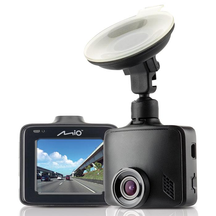 Mio MiVue C325, Black видеорегистратор5415N5300012Видеорегистратор Mio MiVue C325 - ваш надежный спутник в дороге. Mio традиционно делает основной акцент на качестве и четкости изображения. Для этого увеличен размер матрицы и установлена cветосильная оптика. А объектив оснащён не только стеклянными линзами , но и инфракрасным фильтром, благодаря чему видео становится более естественным.Данная модель отображает дату и время, а также позволяет добавить государственный номер автомобиля, на котором установлен видеорегистратор.Хранитель экрана (HUD)Чтобы не отвлекать вас во время вождения, на дисплее будет показано только точное время и режим записи.Ручная установка экспозиции видеорегистратора позволяет в сложных условиях освещённости, таких как снегопад или яркие солнечные лучи, регулировать яркость видео.При срабатывании датчика удара, видеорегистратор мгновенно начинает запись нестираемого видео для последующего анализа события и помещает его в нестираемый буфер памяти.Передовая оптическая система состоит из 5 высококачественных стеклянных линз и инфракрасного фильтра. Они пропускают больше света и создают более яркую и чёткую картинку.Широкий угол обзора 130° позволяет получить полную картину всегда и везде.