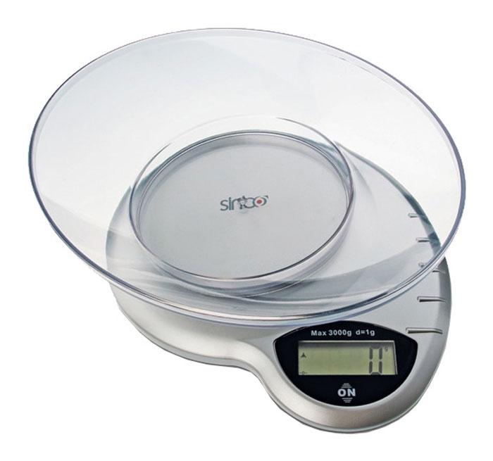 Sinbo SKS 4511 весы кухонныеSKS 4511Кухонные электронные весы Sinbo SKS 4511 - незаменимые помощники современной хозяйки. Они помогут точно взвесить любые продукты и ингредиенты. Кроме того, позволят людям, соблюдающим диету, контролировать количество съедаемой пищи и размеры порций. Предназначены для взвешивания продуктов с точностью измерения 1 грамм.