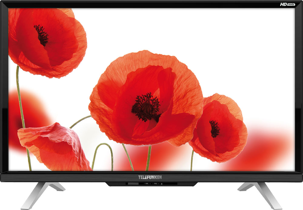 Telefunken TF-LED28S19, Black телевизор - Телевизоры