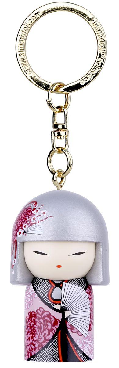 Брелок Kimmidoll Кичи, цвет: розовый. TGKK196Брелок для ключейБрелок-талисман Kimmidoll Кичи выполнен в традиционном японском стиле. Брелок оснащен прочным металлическим кольцом для ключей. Брелок-талисман упакован в подарочную коробку.Привет, меня зовут Кичи!Я талисман Удачи!Мой дух любопытный и авантюрный.Бросая вызов себе и открывая новые горизонты, вы раскрываете мой дух. Почувствуйте силу моего духа для достижения новых целей и открытия больших возможностей. Кокеши (японская матрешка) - это традиционная японская кукла. Дарится в знак дружбы, симпатии, любви или по поводу какого-либо приятного события! Считается, что это не только приятный сувенир, но и талисман, которыйприносит удачу в делах, благополучие в доме и гармонию в душе!