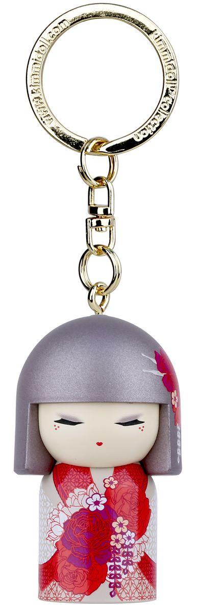 Брелок Kimmidoll Мизуки, цвет: красный. TGKK200Брелок для ключейБрелок-талисман Kimmidoll Мизуки выполнен в традиционном японском стиле. Брелок оснащен прочным металлическим кольцом для ключей. Брелок-талисман упакован в подарочную коробку.Привет, меня зовут Мизуки!Я талисман Богатства!Мой дух обогащает и дает процветание. Если вы цените и дорожите всем, что вам дорого в жизни, вы почитаете мой дух. Пусть сила моего духа дает вам богатство во всех областях вашей жизни. Кокеши (японская матрешка) - это традиционная японская кукла. Дарится в знак дружбы, симпатии, любви или по поводу какого-либо приятного события! Считается, что это не только приятный сувенир, но и талисман, которыйприносит удачу в делах, благополучие в доме и гармонию в душе!