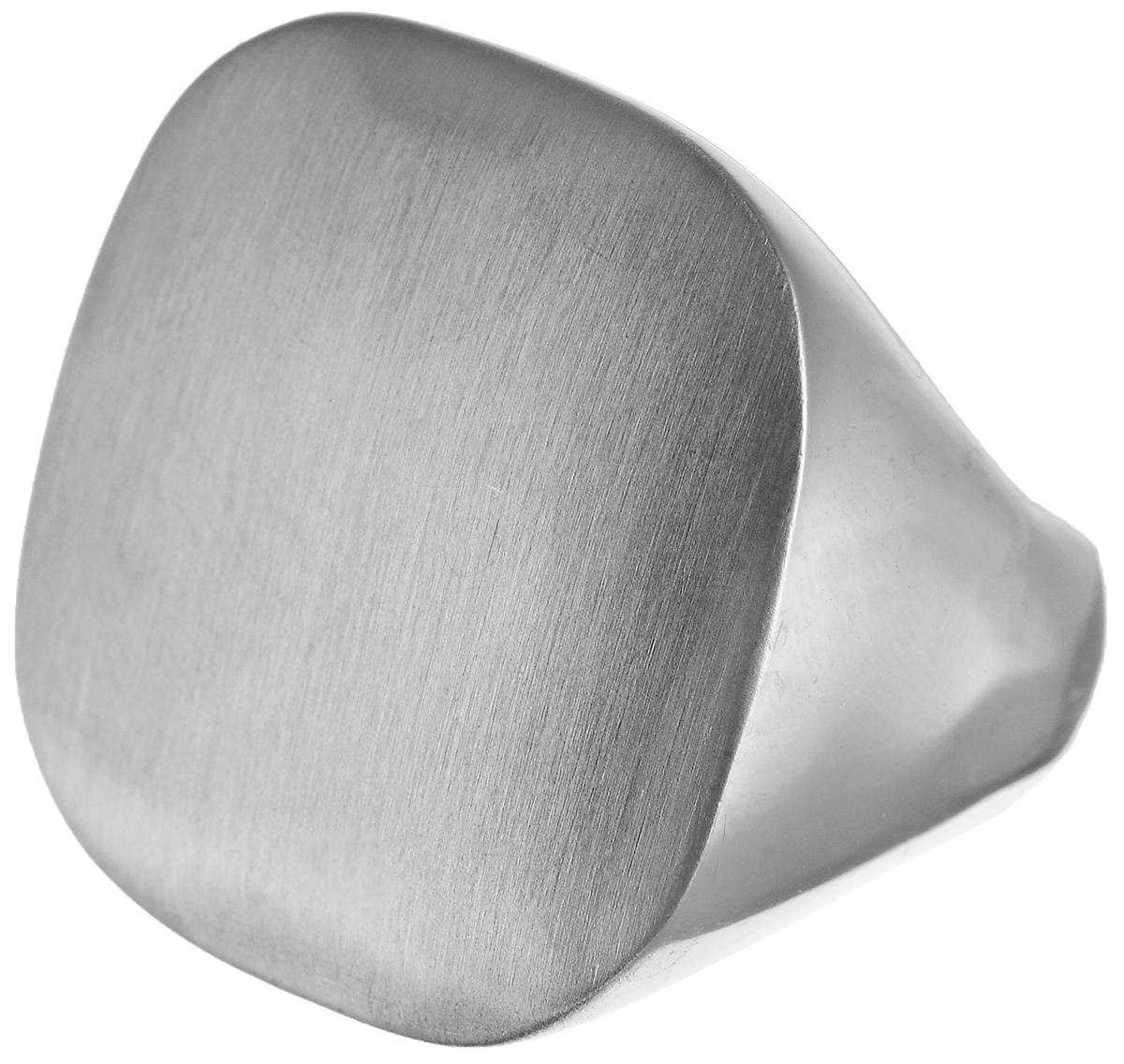 Кольцо Polina Selezneva, цвет: серебристый. DG-0012. Размер 19Коктейльное кольцоОригинальное кольцо Polina Selezneva выполнено из металлического сплава. Оформлено изделие в форме квадрата с закругленными краями. Такое кольцо это блестящее завершение вашего неповторимого, смелого образа и отличный подарок для ценительницы необычных украшений!