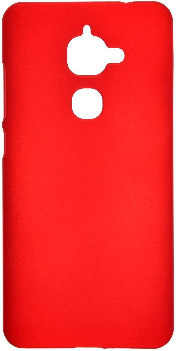 SkinBox 4People чехол для LeEco Le2, Red + защитная пленка2000000098722Чехол Skinbox для LeEco Le2 надежно защищает ваш смартфон от внешних воздействий, грязи, пыли, брызг. Он также поможет при ударах и падениях, не позволив образоваться на корпусе царапинам и потертостям. Чехол обеспечивает свободный доступ ко всем функциональным кнопкам смартфона и камере. Чехол Skinbox - это стильная и элегантная деталь вашего образа, которая всегда обращает на себя внимание среди множества вещей.