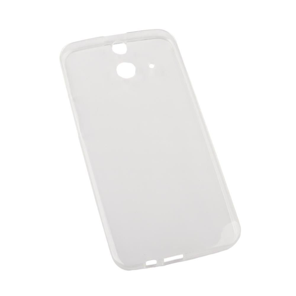 Liberty Project чехол для HTC One E8, Clear0L-00001734Чехол Liberty Project для HTC One E8 надежно защищает ваш смартфон от внешних воздействий, грязи, пыли, брызг. Он также поможет при ударах и падениях, не позволив образоваться на корпусе царапинам и потертостям. Чехол обеспечивает свободный доступ ко всем разъемам и кнопкам устройства.