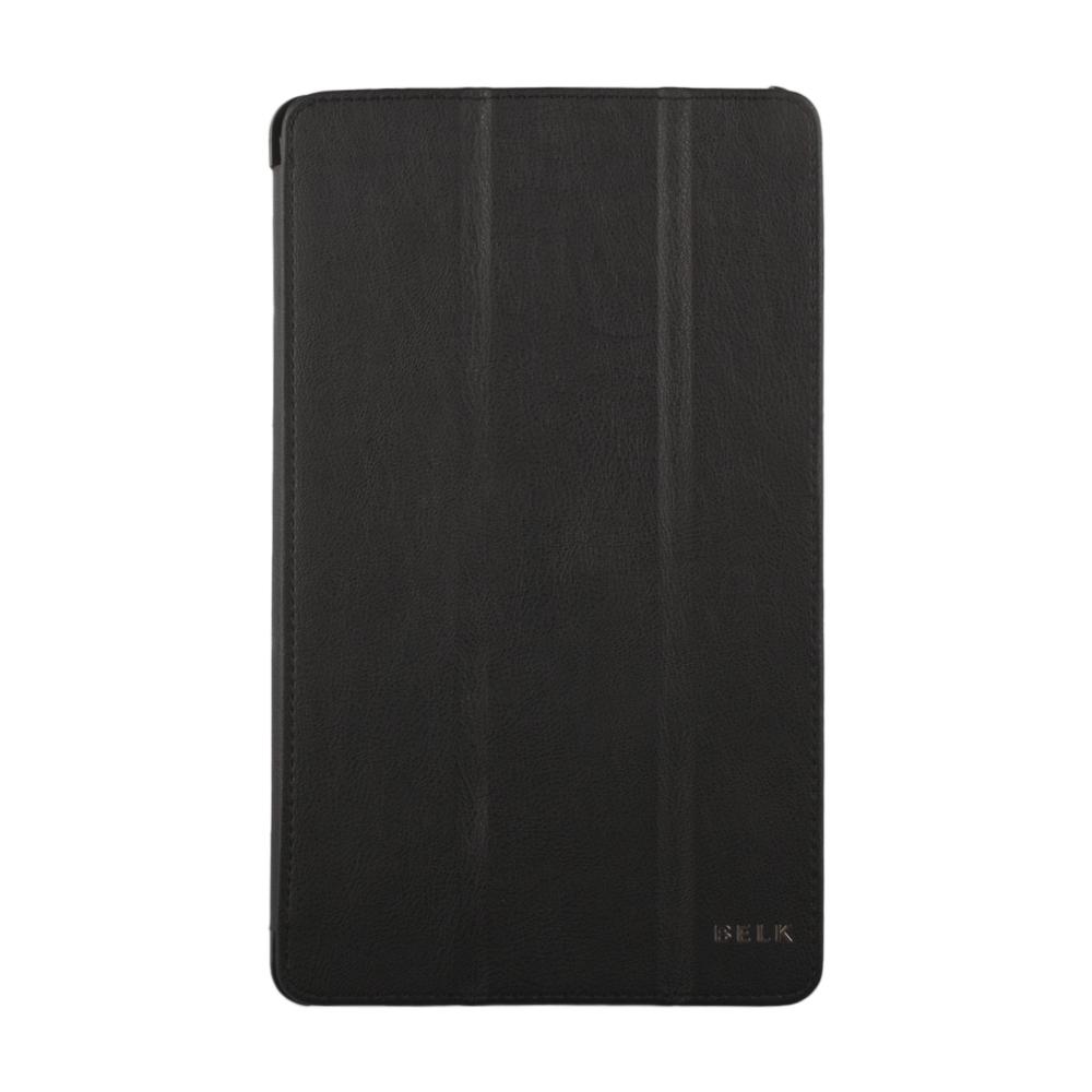 Belk чехол для Samsung Galaxy Tab S 8.4, Black0L-00002465Чехол Belk для Samsung Galaxy Tab S 8.4 надежно защищает ваш планшет от внешних воздействий, грязи, пыли, брызг. Он также поможет при ударах и падениях, не позволив образоваться на корпусе царапинам и потертостям. Чехол обеспечивает свободный доступ ко всем разъемам и кнопкам устройства.