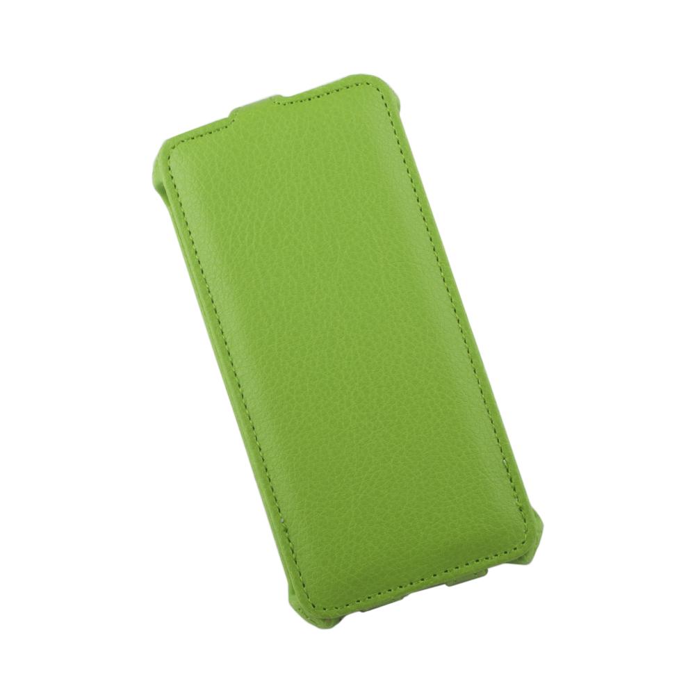 Liberty Project чехол-флип для Apple iPhone 6/6s, Green0L-00002592Флип-чехол Liberty Project для Apple iPhone 6/6s надежно защищает ваш смартфон от внешних воздействий, грязи, пыли, брызг. Он также поможет при ударах и падениях, не позволив образоваться на корпусе царапинам и потертостям. Чехол обеспечивает свободный доступ ко всем функциональным кнопкам смартфона и камере.