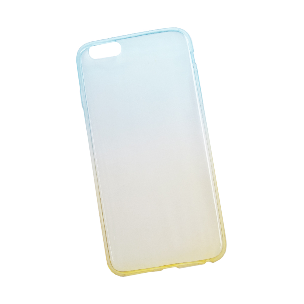 Liberty Project чехол для Apple iPhone 6 Plus/6s Plus, Yellow Blue
