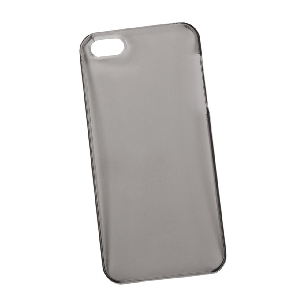 Liberty Project чехол для Apple iPhone 5/5s, Black0L-00027310Чехол Liberty Project для Apple iPhone 5/5s надежно защищает ваш смартфон от внешних воздействий, грязи, пыли, брызг. Он также поможет при ударах и падениях, не позволив образоваться на корпусе царапинам и потертостям. Чехол обеспечивает свободный доступ ко всем разъемам и кнопкам устройства.