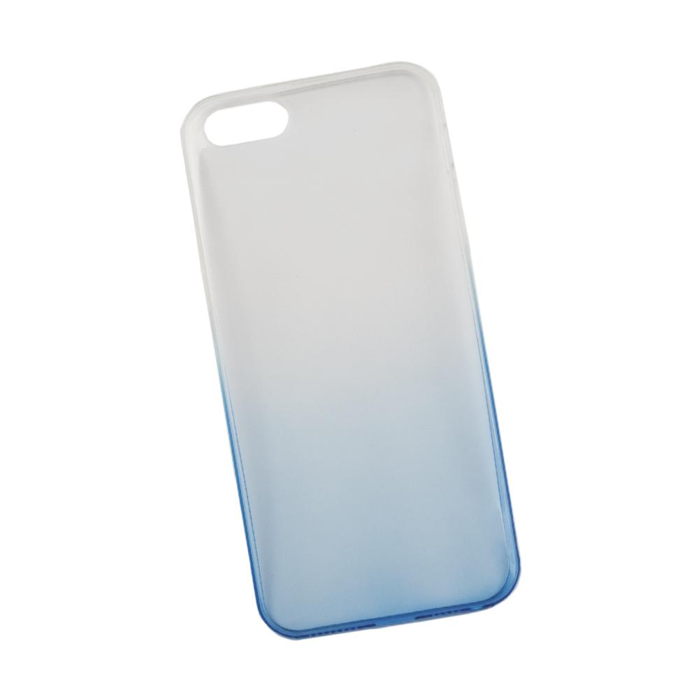 Liberty Project чехол для Apple iPhone 5/5s, White Blue0L-00027381Чехол Liberty Project для Apple iPhone 5/5s надежно защищает ваш смартфон от внешних воздействий, грязи, пыли, брызг. Он также поможет при ударах и падениях, не позволив образоваться на корпусе царапинам и потертостям. Чехол обеспечивает свободный доступ ко всем разъемам и кнопкам устройства.