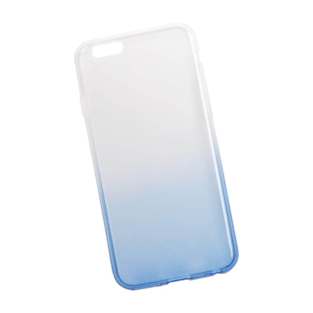 Liberty Project чехол для Apple iPhone 6/6s, White Blue