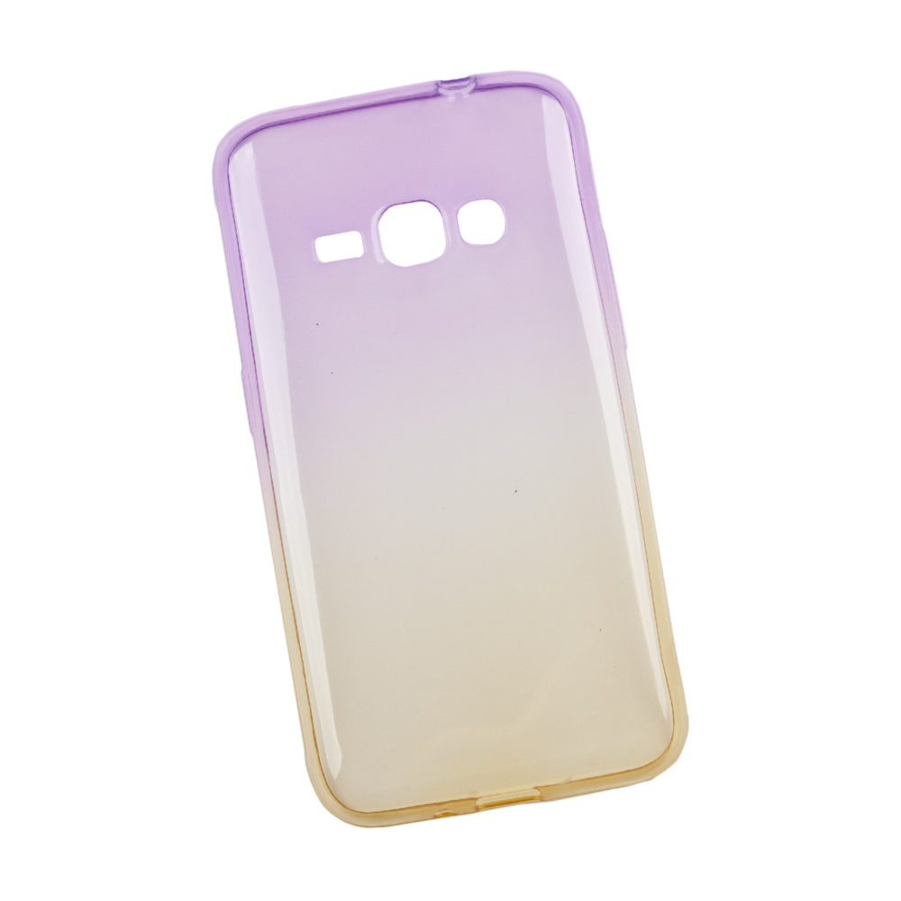Liberty Project чехол для Samsung Galaxy J1 2016, Purple Yellow