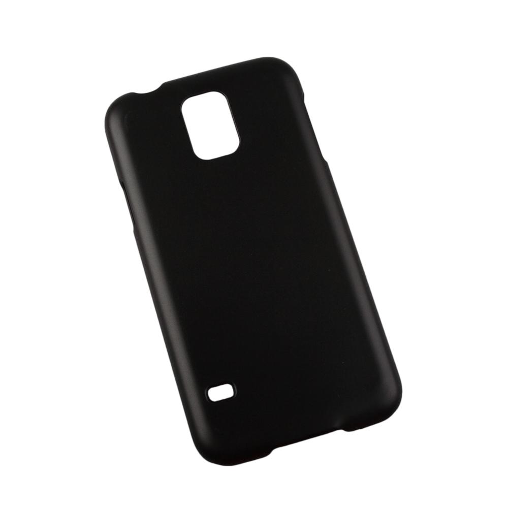 Liberty Project чехол для Samsung Galaxy S5, Black (0,5 мм)R0003153Чехол Liberty Project для Samsung Galaxy S5 надежно защищает ваш смартфон от внешних воздействий, грязи, пыли, брызг. Он также поможет при ударах и падениях, не позволив образоваться на корпусе царапинам и потертостям. Чехол обеспечивает свободный доступ ко всем разъемам и кнопкам устройства.