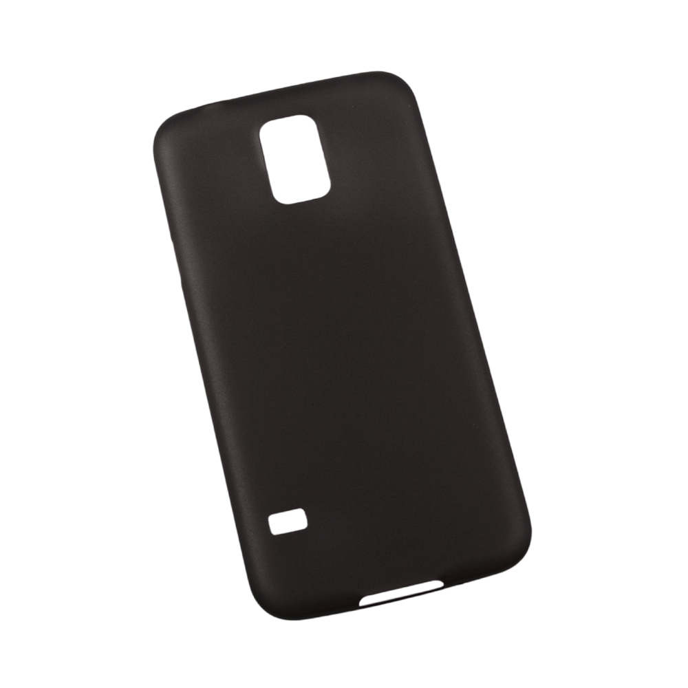 Liberty Project чехол для Samsung Galaxy S5, Black (0,4 мм) liberty project чехол флип для huawei ascend p7 black