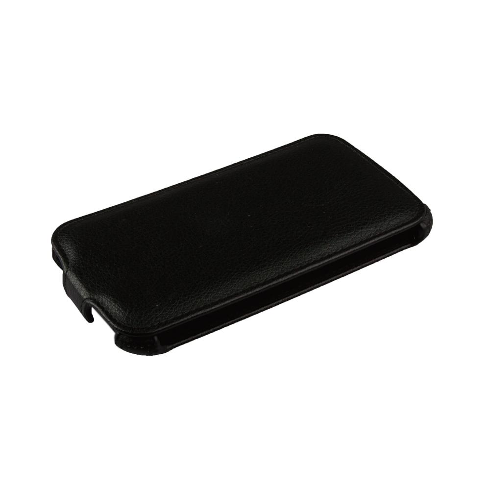Liberty Project чехол-флип для Huawei Ascend G610, Black liberty project чехол флип для huawei ascend p7 black