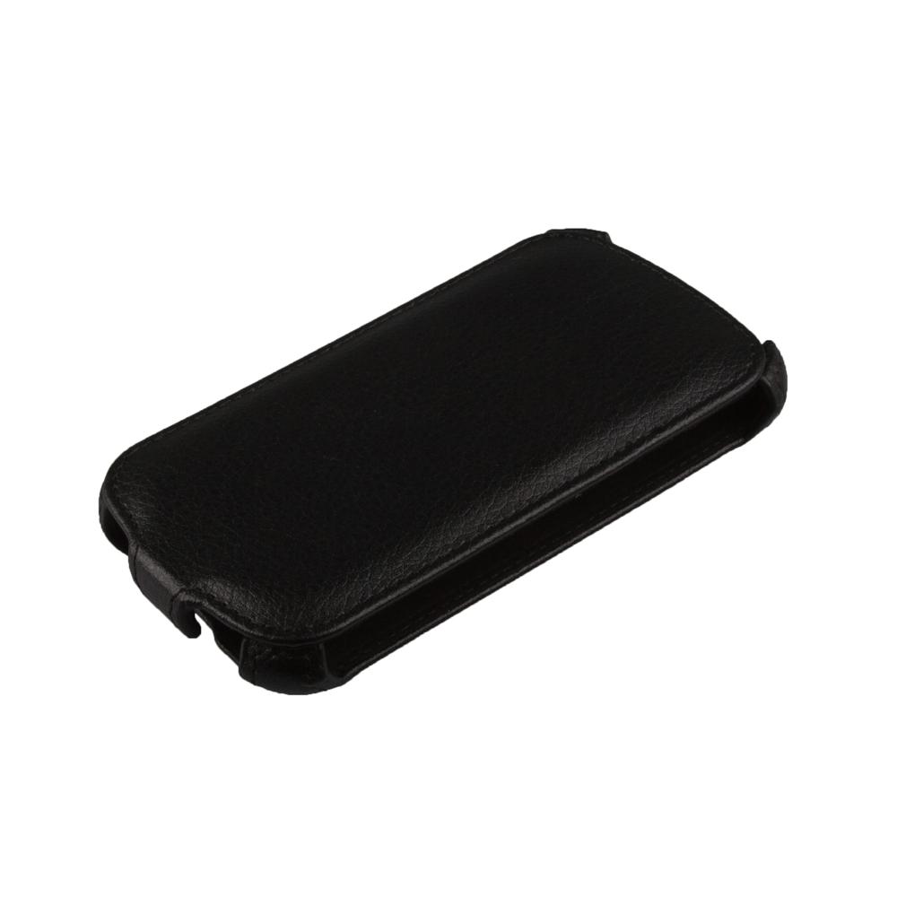 Liberty Project чехол-флип для Lenovo A690, Black