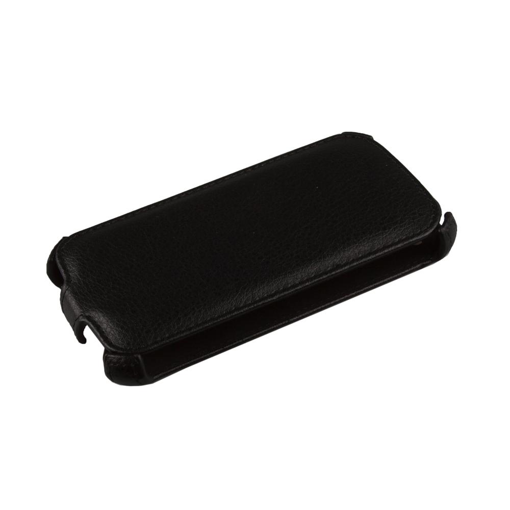 Liberty Project чехол-флип для Lenovo A800, Black