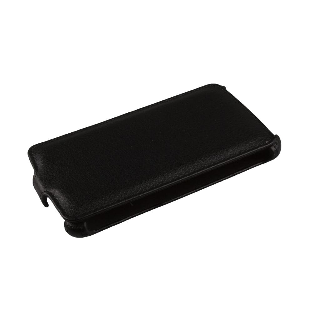 Liberty Project чехол-флип для LG L80 (D380), BlackR0005397Флип-чехол Liberty Project для LG L80 (D380) надежно защищает ваш смартфон от внешних воздействий, грязи, пыли, брызг. Он также поможет при ударах и падениях, не позволив образоваться на корпусе царапинам и потертостям. Обеспечивает свободный доступ ко всем разъемам и элементам управления.