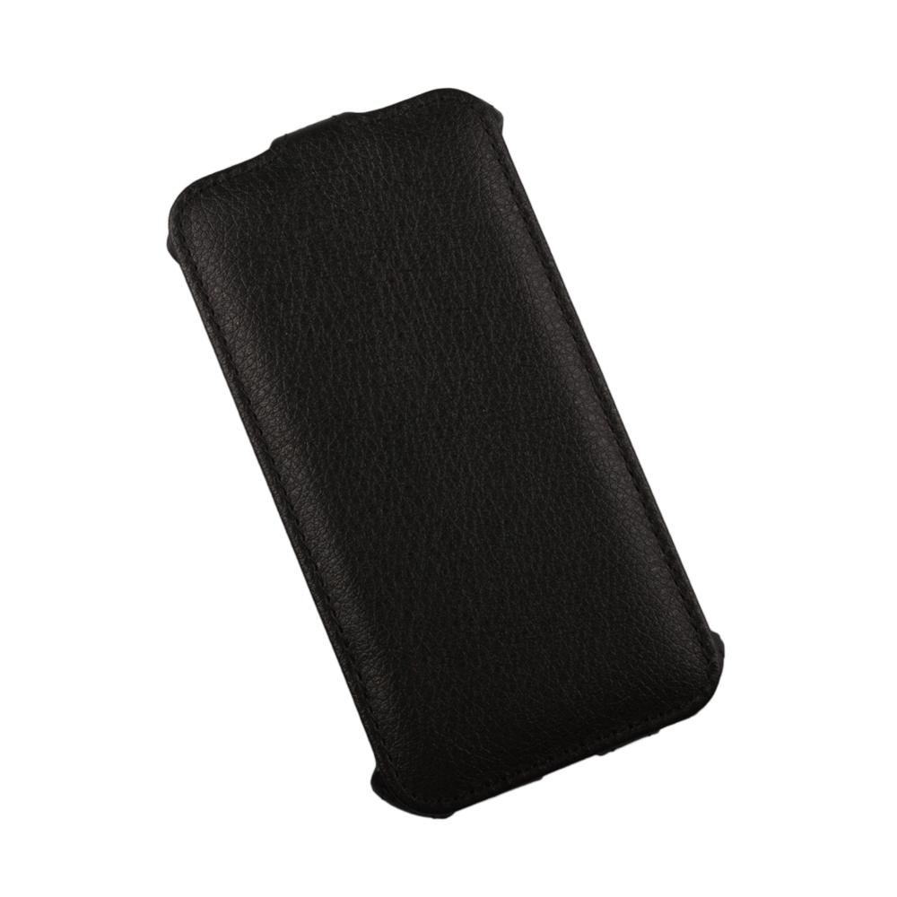 Liberty Project чехол-флип для Fly iQ4400 Nano 8, BlackR0005785Флип-чехол Liberty Project для Fly iQ4400 Nano 8 надежно защищает ваш смартфон от внешних воздействий, грязи, пыли, брызг. Он также поможет при ударах и падениях, не позволив образоваться на корпусе царапинам и потертостям. Обеспечивает свободный доступ ко всем разъемам и элементам управления.
