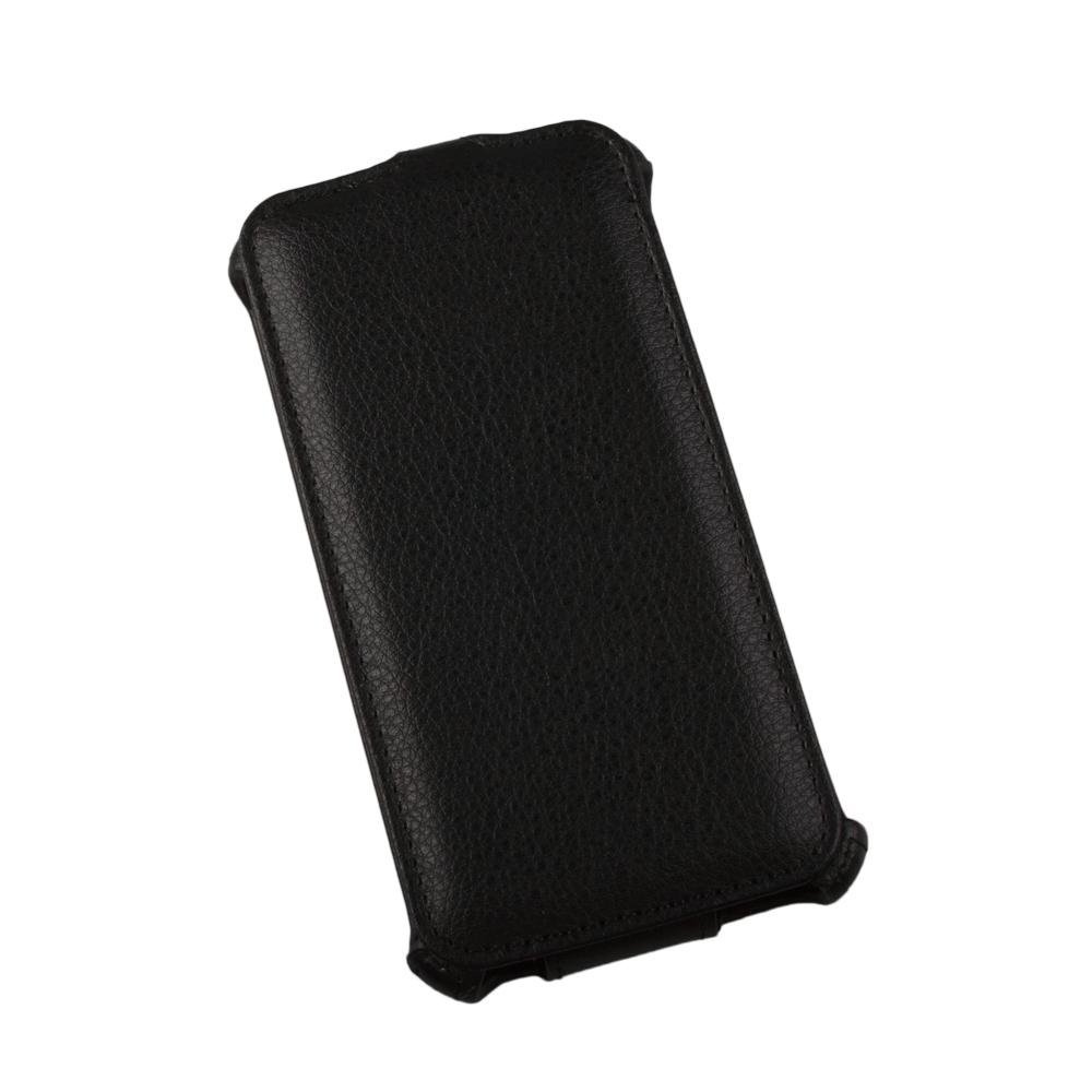 Liberty Project чехол-флип для HTC Desire 510, BlackR0006536Флип-чехол Liberty Project для HTC Desire 510 надежно защищает ваш смартфон от внешних воздействий, грязи, пыли, брызг. Он также поможет при ударах и падениях, не позволив образоваться на корпусе царапинам и потертостям. Обеспечивает свободный доступ ко всем разъемам и элементам управления.