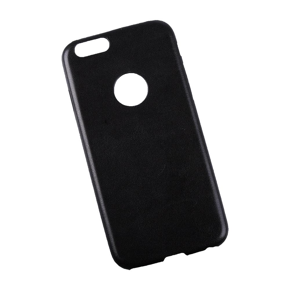 Liberty Project чехол для Apple iPhone 6 Plus/6s Plus, BlackR0007657Чехол Liberty Project для Apple iPhone 6 Plus/6s Plus надежно защищает ваш смартфон от внешних воздействий, грязи, пыли, брызг. Он также поможет при ударах и падениях, не позволив образоваться на корпусе царапинам и потертостям. Чехол обеспечивает свободный доступ ко всем разъемам и кнопкам устройства.