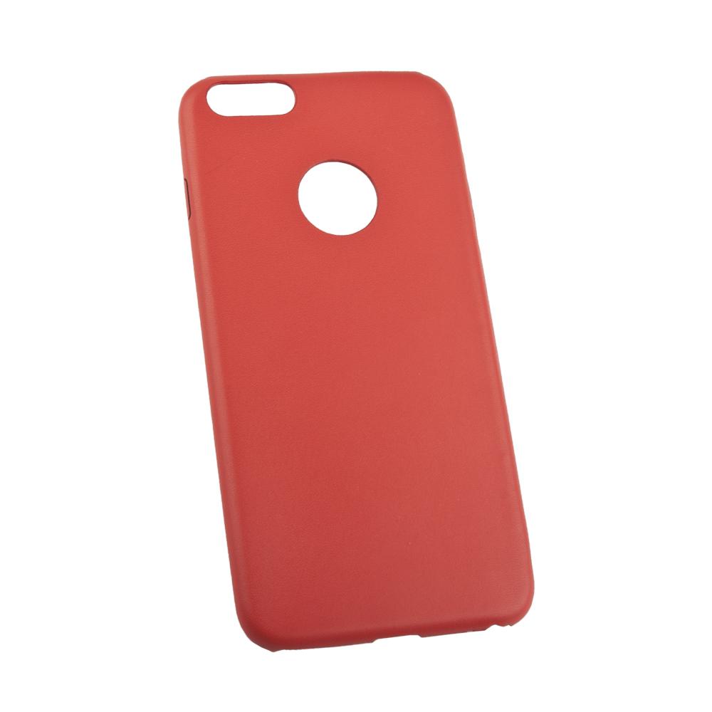 Liberty Project чехол для Apple iPhone 6 Plus/6s Plus, RedR0007662Чехол Liberty Project для Apple iPhone 6 Plus/6s Plus надежно защищает ваш смартфон от внешних воздействий, грязи, пыли, брызг. Он также поможет при ударах и падениях, не позволив образоваться на корпусе царапинам и потертостям. Чехол обеспечивает свободный доступ ко всем разъемам и кнопкам устройства.