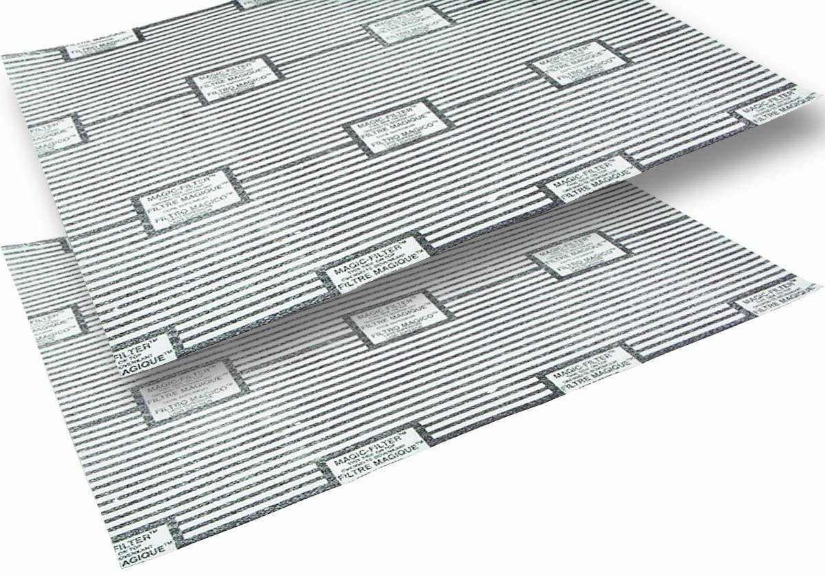 Neolux AF-03 набор фильтров для кухонной вытяжки, 2 штAF-03Универсальный аэрозольный фильтр Neolux AF-03 для кухонной вытяжки снижает количество продуктов неполного сгорания газа в воздухе и предотвращает загрязнение стен и потолка кухни сажей и копотью. Индикатор загрязненности на фильтре изменяет цвет с чёрного на красный, когда требуется произвести замену фильтра.Предназначен для вытяжек шириной до 60 см.