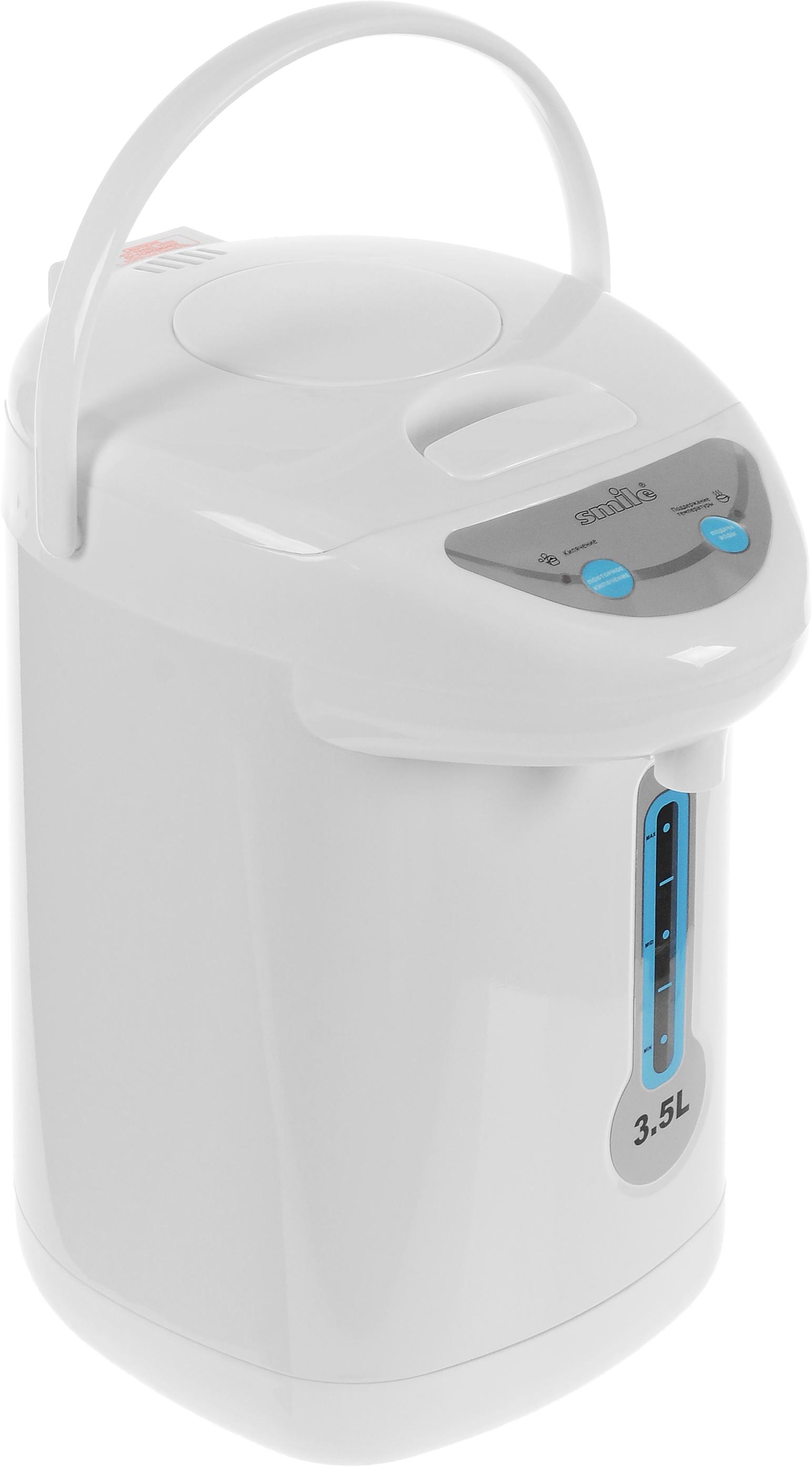 Smile TP 1074, White термопот - Чайники