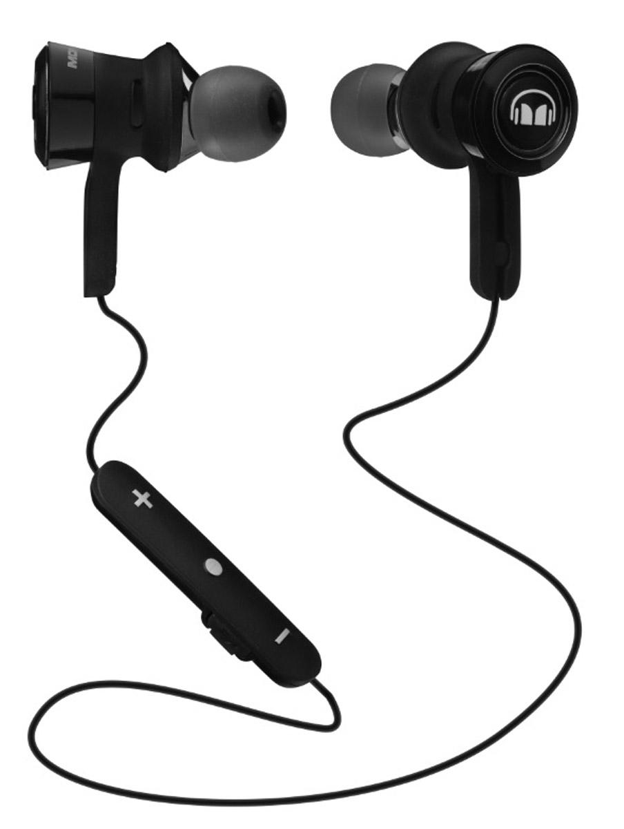 Monster Clarity HD, Black беспроводные наушники137030-00ClarityHD разработаны специально для вашего комфорта. Несколько насадок обеспечивают наилучшее прилегание для любых размеров ушей. Наушники не выпадут и не доставят дискомфорта при длительном ношении. Вы можете полностью сконцентрироваться на музыке, а высокочувствительный микрофон не подведет при общении, четко передавая каждое слово. Двойной аккумулятор позволит наслаждаться музыкой до 8 часов без подзарядки