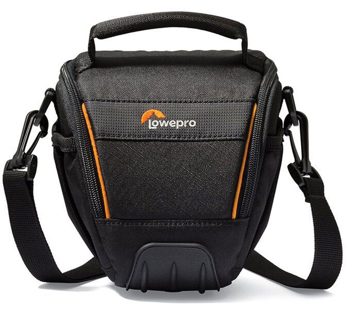 Lowepro Adventura TLZ 20 II, Black сумка для фотокамеры lowepro adventura sh140 ii black сумка для фотокамеры