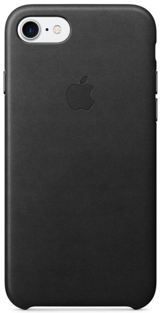 Apple Leather Case чехол для iPhone 7, BlackMMY52ZM/AЧехлы, созданные Apple, точно повторяют контуры iPhone, не делая его громоздким. Apple Leather Case изготовлен из мягкой кожи европейского производства, которая со временем покрывается благородной патиной. Мягкая внутренняя поверхность, выполненная из микроволокна, защищает корпус вашего iPhone. А кнопки из обработанного алюминия идеально подходят по цвету к чехлу.