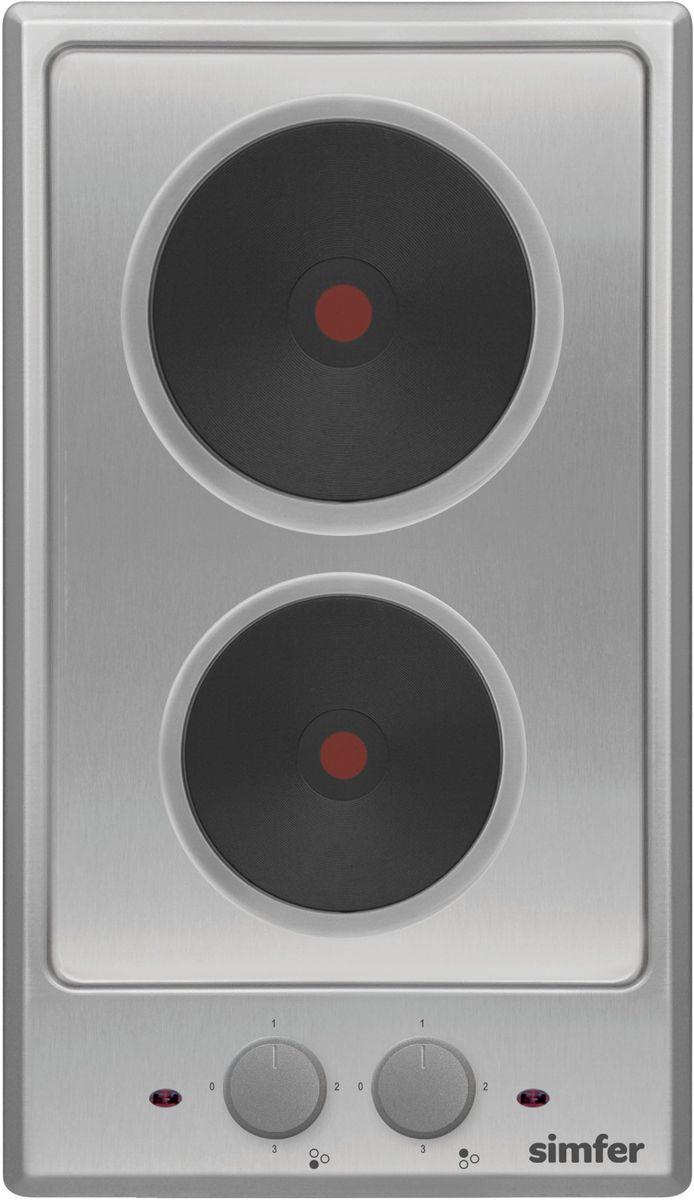 Simfer H30E02M011 панель варочная электрическая - Варочные панели