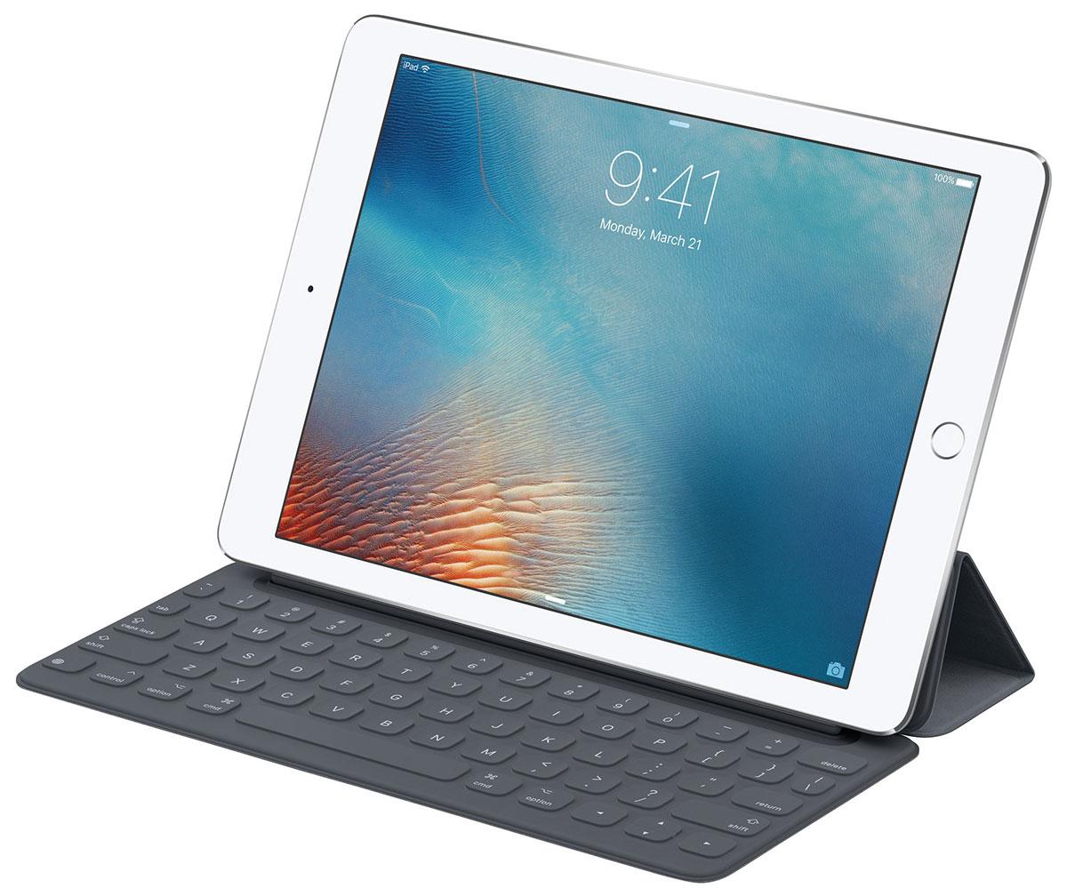 Apple Smart Keyboard чехол-клавиатура для iPad Pro 12,9, Grey