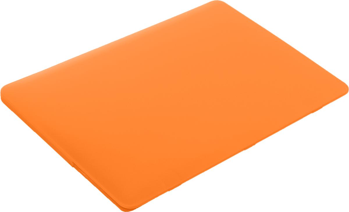 Liberty Project чехол для Apple Macbook Pro Retina 15,4, OrangeR0001284Чехол Liberty Projectдля Apple Macbook Pro Retina 15,4 - это тонкая и прочная защита вашего устройства от потертостей и царапин, возникающих на корпусе при ежедневной эксплуатации. Чехол обеспечивает свободный доступ ко всем портам и разъемам ноутбука, а также не мешает процессу охлаждения.