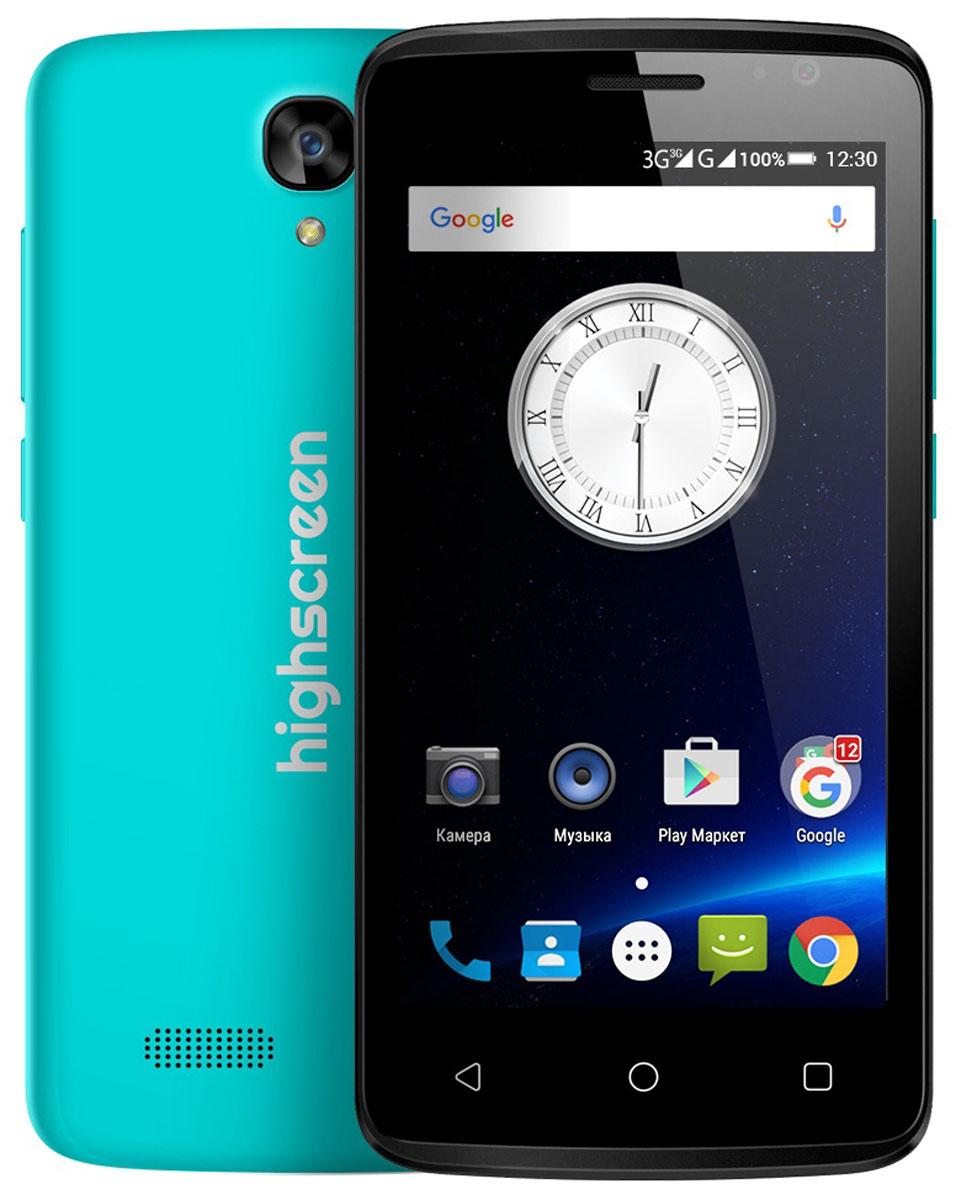 Highscreen Easy S Pro, Blue23524Highscreen Easy S Pro - поразит тебя дизайном, идеальными линиями корпуса и компактными размерами. Качественные материалы, сбалансированные характеристики, невысокая цена и простота в освоении - это все новая серия смартфонов Easy.Highscreen Easy S Pro работает на базе новейшей операционной системе Android 6 Marshmallow, которая стала еще безопаснее и имеет более высокую производительность и энергоэффективность по сравнению с прошлыми версиями. А еще мы не добавляем мусорные приложения и игры, тем самым позволяя тебе самому быть хозяином своего смартфона.Яркий и контрастный HD - экран, выполненный по технологии IPS, обеспечивает правильную и точную цветопередачу. Повышенная чувствительность дисплея пригодится в динамичных играх и при наборе текста, когда требуется моментальный отклик и точное попадание.Не отставай от друзей и радуй себя и их качественными снимками. Ты можешь делать фото как в автоматическом так и в профессиональном режиме, где доступно множество настроек и улучшений.Телефон сертифицирован EAC и имеет русифицированный интерфейс меню и Руководство пользователя.
