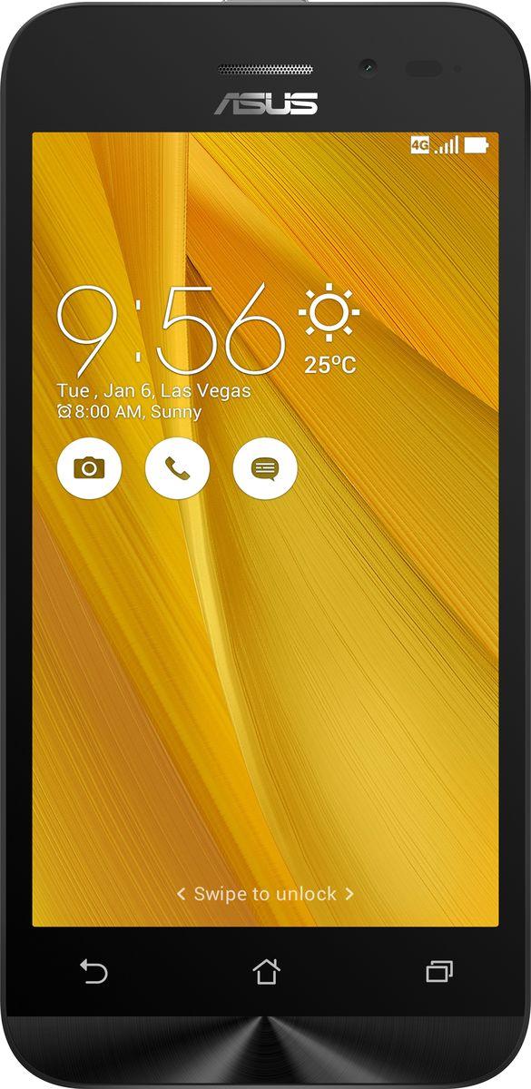 ASUS ZenFone Go ZB450KL, Yellow (90AX0094-M00390) - Смартфоны