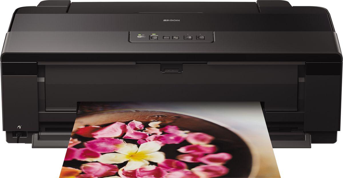 Epson Stylus Photo 1500W А3 принтерC11CB53302Epson Stylus Photo 1500W — это фотопринтер формата А3+ с поддержкой печати по Wi-Fi. Принтер подойдет как для домашнего использования, так и для малого офиса, например, для печати красочных раздаточных материалов, презентаций или фотопостеров.