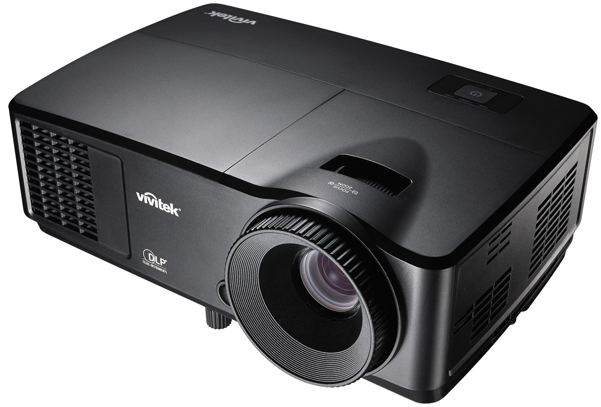 Vivitek DS234 мультимедийный проектор813097021885Проектор Vivitek DS234 – это сочетание широких возможностей и доступной цены. Обладая компактными габаритами (высота всего 111,5 мм) и минимальным весом (1.97 кг), данная модель является идеальным вариантом для быстрой установки в переговорной комнате, учебном классе или использовании на выездных мероприятиях. Проектор, созданный на основе технологии BrilliantColor, сочетает высокую яркость 3200 ANSI Лм, контрастность 10000:1, возможность создания изображений вплоть до 290 по диагонали и оригинальное разрешение SVGA (800 x 600). Дополнительные возможности – это поддержка 3D, 2 ваттный динамик и набор современных цифровых и аналоговых интерфейсов для многовариантного подключения источников сигнала. За счет увеличения срока службы лампы до 8000 часов (в режиме Dynamic Eco), энергопотребления в режиме ожидания менее 0.5 Вт и отсутствии фильтров, модель DS234 надежна, энергоэффективна и экономична. Vivitek DS234 – это прекрасный выбор для тех, кто заботится о впечатляющем результате, эффективности вложений и удобстве использования.Оригинальное разрешение SVGA (800x600) с поддержкой до 1080p (1920x1080)Пятисегментное (WBRYG ) цветовое колесо для реалистичной цветопередачиВозможность выбора из 4 пресетов: Презентация, sRGB, Кино, Динамический и создания двух собственных: Пользовательский 1 и Пользовательский 2Фронтальная крышка лампового отсека позволяет упростить и ускорить процедуру замены лампыЧип: 0.55 DMDПроекционная система: DLPПроекционное отношение: 1.97 - 2.17:1Параметры объектива: F = 2.51-2.69, f = 21.95-24.18 ммОффсет: 115%