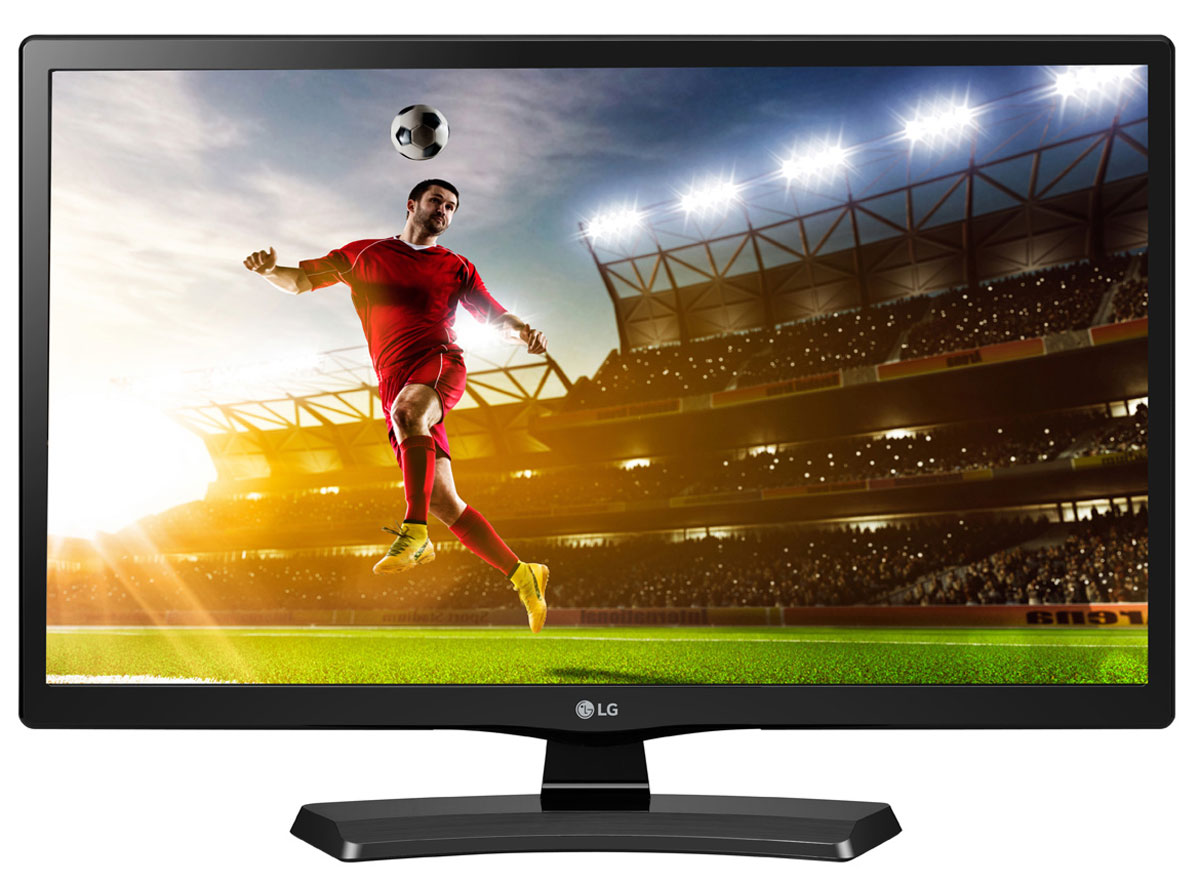 LG 20MT48VF-PZ телевизор