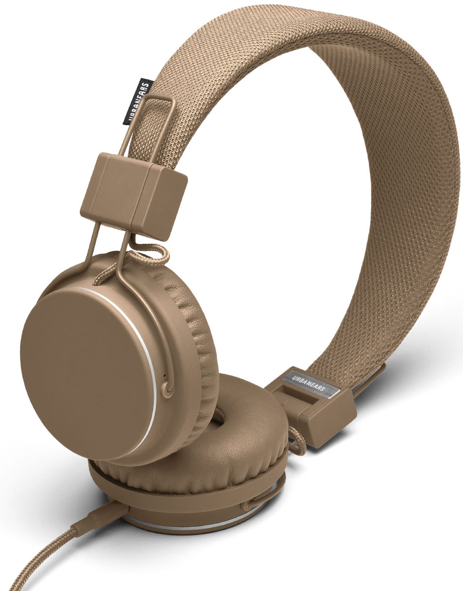 Urbanears Plattan, Nougat Beige наушники urbanears plattan adv wireless dark grey наушники