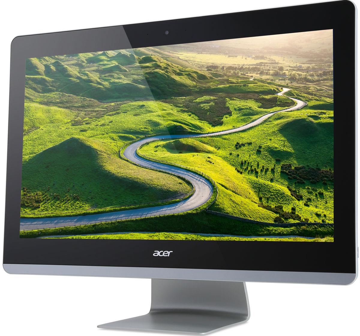 Acer Aspire Z3-715, Black моноблок (DQ.B2XER.006)DQ.B2XER.006Acer Aspire Z3-715 - универсальный компьютер, который позволяет наслаждаться играми и фильмами в кинематографическом качестве, не выходя из дома, благодаря 23,8-дюймовому экрану Full HD и фронтальным Hi-Fi динамикам Dolby Digital Plus.Стереодинамики с технологией Acer TrueHarmony и Dolby Digital Plus Home Theater обеспечивают превосходное качество звука. С легкостью прослушивайте песни с вашего мобильного устройства с помощью аудиосистемы премиум-класса Aspire Z3, связав два устройства через Bluetooth.23,8-дюймовый экран Full HD обеспечивает непревзойденную четкость изображения и широкий угол обзора, что делает совместный просмотр еще более приятным. Благодаря реалистичной графике системы управления цветом Acer CineBoost Color Engine вы наслаждаетесь высочайшим в своем классе качеством мультимедиа.Точные характеристики зависят от модификации.Моноблок сертифицирован EAC и имеет русифицированную клавиатуру и Руководство пользователя.