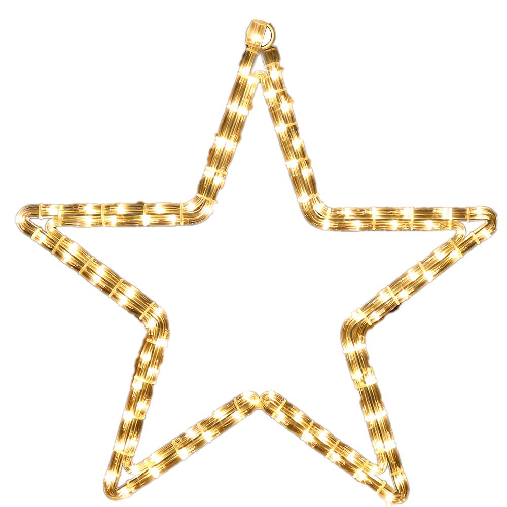 Фигура светодиодная Vegas Звезда, 96 ламп, свет: теплый, диаметр 56 см55039Новогодняя светодиодная фигура Vegas Звезда предназначена для украшения интерьеров. Изделие состоит из 96 ламп. Оригинальный дизайн и красочное исполнение создадут праздничное настроение. Откройте для себя удивительный мир сказок и грез. Почувствуйте волшебные минуты ожидания праздника, создайте новогоднее настроение вашим дорогим и близким.Напряжение: 24 V.Цвет кабеля: прозрачный.Диаметр фигуры: 56 см.Длина провода: 29 см.Количество ламп: 96.