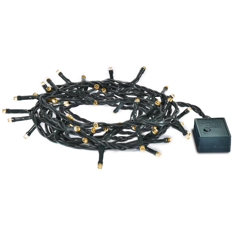 Гирлянда электрическая Vegas Нить, с контроллером, 100 ламп, длина 10 м, свет: теплый. 55062 гирлянда электрическая vegas сеть с контроллером 176 ламп длина 1 5 м свет мультиколор 55073