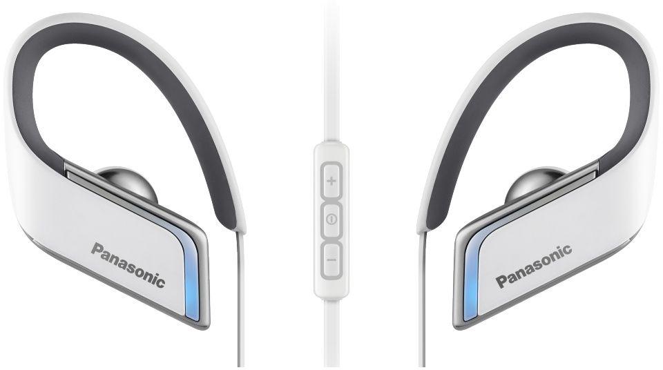 Panasonic RP-BTS50GC-W, White наушникиRP-BTS50GC-WСтавь перед собой новые спортивные цели вместе с наушниками Panasonic RP-BTS50GC.Спортивные Bluetooth наушники Panasonic RP-BTS50GC обеспечивают высококачественное звучание даже во время интенсивных занятий спортом, а система влагозащиты класса IPX5 позволит продолжить тренировку, даже если пойдет дождь. Гибкая и легкая конструкция наушников обеспечивает надежную фиксацию на ухе и удобство ношения. Голубая светодиодная подсветка по краям обеспечивает дополнительную безопасность во время вечерних пробежек.Благодаря своей конструкции наушники Panasonic RP-BTS50GC идеально крепятся на ухе и позволяют в полной мере насладиться занятиями спортом под вашу любимую музыку независимо от того, насколько энергично вы двигаетесь.Подсветка голубого цвета вдоль края наушников обеспечивает дополнительную безопасность во время пробежек в темное время суток. Наушники Panasonic RP-BTS50GC гарантируют комфорт во время тренировок в любое время дня.После короткой 15 минутной зарядки батареи, наушники Panasonic RP-BTS50GC могут работать в течение 70 минут, что позволяет использовать их на протяжении долгого времени с небольшими перерывами. При полной зарядке Panasonic RP-BTS50GC обеспечивают 6 часов воспроизведения.Наушники Panasonic RP-BTS50GC имеют класс водонепроницаемости IPX5, и хорошо защищены от попадания воды За ними быстро и просто ухаживать, поскольку любые загрязнения можно смыть водой.Благодаря размещенному за ухом плоскому кабелю, звучание остается точным и чистым.
